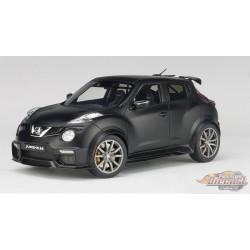 Nissan Juke R 2.0 Matt Black  - AUTOart 1/18 - 77458  - Passion Diecast