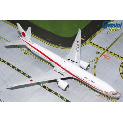 JASDF Boeing 777-300ER  - Japan Self-Defense  - 80-111 - Gemini Jets 1/400 -  GMJSD086 - Passion Diecast
