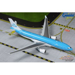 KLM  Airbus A330-200 - PH-AOM - Gemini Jets 1/400 - GJKLM1874 - Passion Diecast