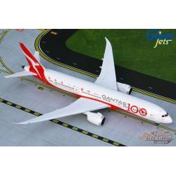 Qantas Boeing 787-9 Dreamliner - VH-ZNJ - 100 Anniversary - Gemini 200 - G2QFA885 - Passion Diecast