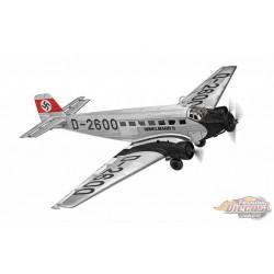 Junkers Ju 52 Luftwaffe, D-2600 Immelmann II, Adolf Hitler's personal transport 1936 - Corgi 1/72 - AA36909