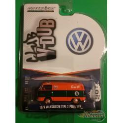 1974 Volkswagen Type 2 Double Cab Pickup Ladder Truck - Club Vee-Dub  8  GREEN MACHINE - 29940 DGR
