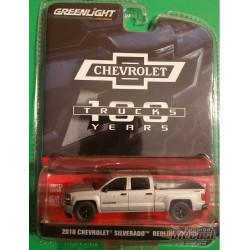 2018 Chevrolet Silverado 100th Anniversary of Chevy Trucks  - Anniversary Collection  6 - GREEN MACHINE - 27940 FGR