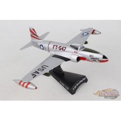 Lockheed P-80 Shooting Star - Postage Stamp  1/96 -  PS5392-1 -  Passion Diecast