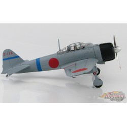 Mitsubishi A6M2 Zero-Sen/Zeke - IJNAS 12th Kokutai,  Saburo Sakai, 1940 - Hobby Master 1/48  HA8807 - Passion Diecast