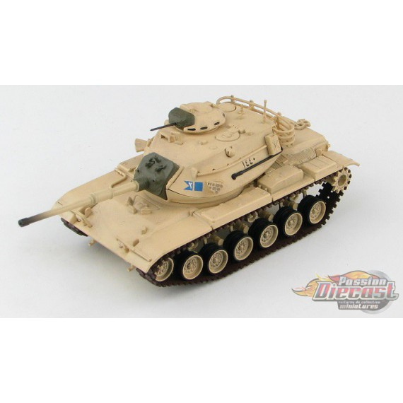 M60A3 Patton Egyptian Army, Cairo, Egypt, 2011- Hobby Master 1/72- HG5610 - Passion Diecast