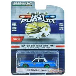 1990 Chevrolet Caprice - New York City Police Dept (NYPD) 1-64 greenlight 42890 C