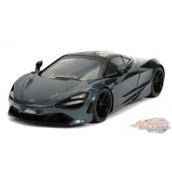 Shaw's McLaren 720S - Fast and Furious Presents: Hobbs and Shaw -  Jada 1/24 - 30754 -  Passion Diecast