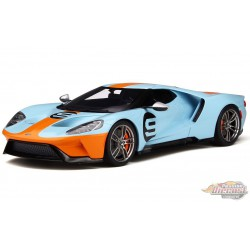 FORD GT 2018 - no 9 HERITAGE EDITION GT Spirit 1/18 - GT783 - Passion Diecast
