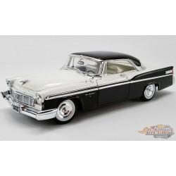 1956 CHRYSLER NEW YORKER ST. REGIS  BLANC ET NOIR   ACME  A1809006 - Passion Diecast