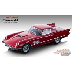 Ferrari 410 Super Fast (0483SA) 1956 Red - TECNOMODEL  1/18 - TM18160B  - Passion Diecast