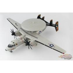 Grumman E-2C Hawkeye USN VAW-125 Tiger Tails, AA600, NAS Norfolk, VA,  2009 - Hobby Master 1/72 - HA4813 - Passion Diecast