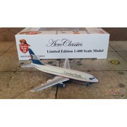 Aeroclassics 1/400 Boeing 737-200 Canadian Pacific / C-GQBB