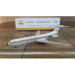 Aeroclassics 1/400 Vickers Super VC-10 East African Airways / 5H-MOG