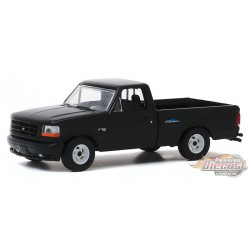1993 Ford F-150 Lightning in Black - GL Muscle Series 23 - 1-64  greenlight  - 13270 F  - Passion Diecast