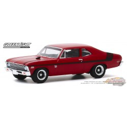 1971 Chevrolet Nova Yenko Deuce - GL Muscle Series 23 - 1-64  greenlight  - 13270 E -  Passion Diecast