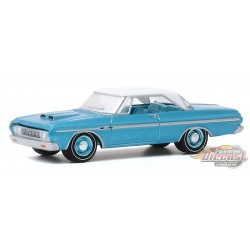1964 Plymouth Sport Fury 426 Max Wedge - GL Muscle Series 23 - 1-64  greenlight  - 13270 A - Passion Diecast