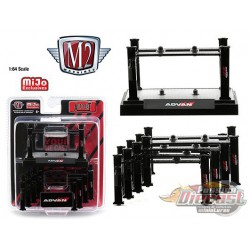 1:64 Auto-Lift Stackable ADVAN Yokohama  -  Pack of 5 - M2 Machines Mijo Exclusives 1:64 - 33500-MJS01  -  Passion Diecast