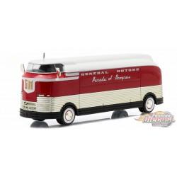 Parade of Progress - 1940 General Motors Futurliner - Greenlight 1/64 - 29832 - Passion Diecast