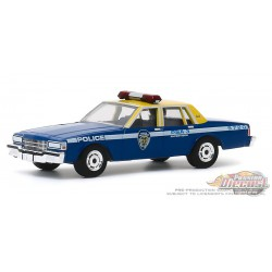 1990 Chevrolet Caprice - New York City Housing Authority Police Department Supervisor - Greenlight 1/64 Hobby Exclusive - 30159