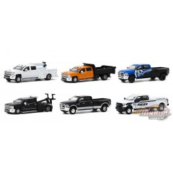 Dually Drivers Series 3  assortment  - 1-64  Greenlight  - 46030  -  Passion Diecast  -  Passion Diecast