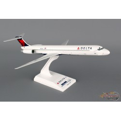 Delta Air Lines - McDonnell Douglas MD-80 - Skymarks 1/150 SKR648 - Passion Diecast