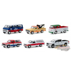 Blue Collar Collection Series 7  assortment Greenlight 1/64, 35160 - Passion Diecast
