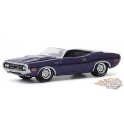 "1970 Dodge Challenger R/T Convertible  - Barrett-Jackson ""Scottsdale Edition""  Series 5 -  greenlight  1-64 - 37200 E"