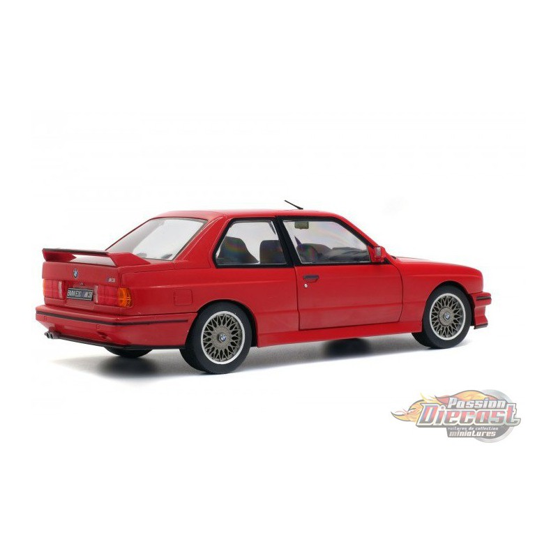 BMW E30 M3 1990 Red
