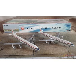 400 Wings 1/400 Douglas DC-8 Japan Airlines - Japan Asia Set / JA8762 & JA8045