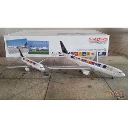 Dragon Wings 1/400 Austrian Airlines Aibus A320 & A330 Set / OE-LAO & OE-LBR