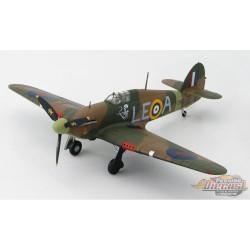 Hawker Hurricane Mk I RCAF No.242 Sqn, P2961, Willie McKnight, RAF Coltishall, England, Dec 1940, Hobby Masterc1/48 - HA8602 -