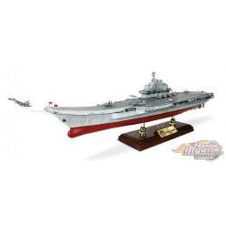 Aircraft Carrier Type 001,PLAN, Liaoning, Hong Kong, 2017 -  1:700 Forces of Valor -  861010A