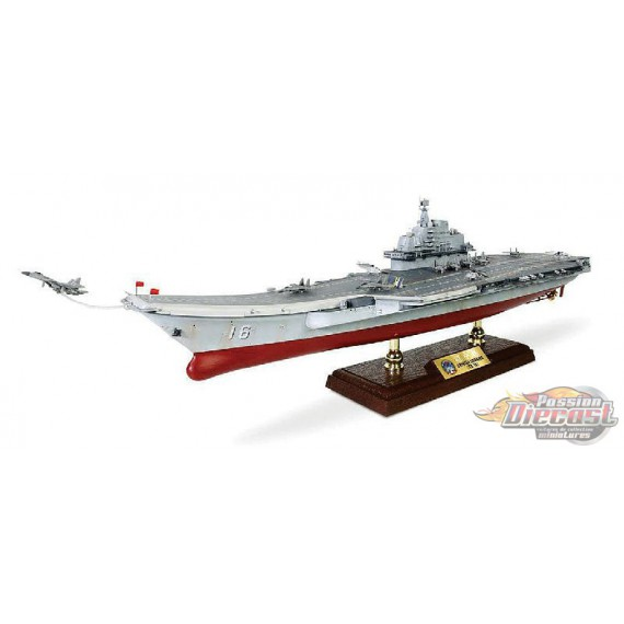 Aircraft Carrier Type 001,PLAN, Liaoning, Hong Kong, 2017 -  1:700 Forces of Valor -  861010A  - Passion diecast