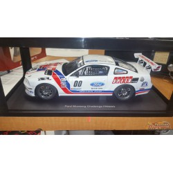 FORD MUSTANG FR500S N 00 CHALLENGE 2007 Autoart  1/18 80712