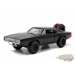 Dom's 1970 Dodge Charger Off-Road - Fast & Furious  -  Jada 1/24 97038 -  Passion Diecast