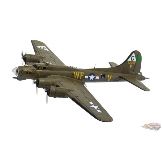 Boeing B-17G 42-31322 'Mi Amigo', 364th BS, 305th BG, Chelveston, 22nd February 1944 -  Corgi 1/72 AA33319 - Passion Diecast