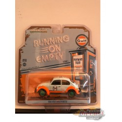 1966 Volkswagen Beetle  Gulf Oil Racer - Running on Empty  1 -  GREENMACHINE 1-43 87010 DGR
