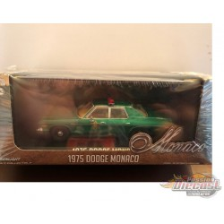 1975 Dodge Monaco - Hazzard County Sheriff  GREENMACHINE 1-43 86567 GR
