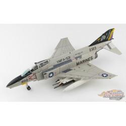McDonnell Douglas F-4N Phantom II  VMFA-531 Gray Ghosts, USS Coral Sea, Iran Hostage Crisis 1979  Hobby Master 1/72 - HA19014
