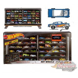 Hot Wheels 1:64 Collector Case With Exclusive 1955 Chevy Gasser New 2020 - GND88 - Passion Diecast