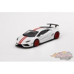 Lamborghini Huracan- LB Works Green -  MINI GT 1:64 - MGT00149  -  Passion Diecast   -  Passion Diecast