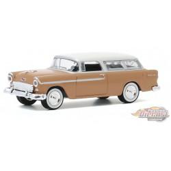 1955 Chevrolet Two-Ten Handyman Estate Wagons Series 5  1/64  Greenlight 29990 A  -  Passion Diecast