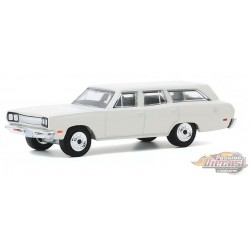 1969 Plymouth Satellite Station Wagon - Estate Wagons Series 5 - 1/64  Greenlight - 29990 B -  Passion Diecast