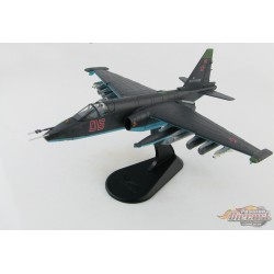 Sukhoi Su-25M Frogfoot Russian Air Force, Red 6, Zhukovsky, Russia. Hobby Master 1/72 HA6105 - Passion Diecast
