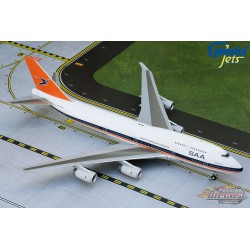 South African Boeing 747-400 polished belly - ZS-SAX Gemini200 - G2SAA556  - Passion Diecast