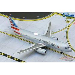 American Airbus A320 - N651AW - Gemini Jets 1/400 -  GJAAL1864 - Passion diecast