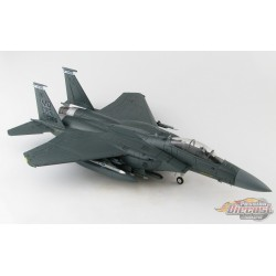 Boeing F-15E Strike Eagle USAF , Iraq Operation Inherent Resolve April 2019 - Hobby Master 1/72 HA4519 - Passion Diecast