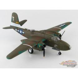 Douglas A-20G Havoc USAAF 312th BG, 389th BS, 1945 - Hobby Master 1/72 - HA4210 - Passion Diecast