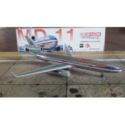 Dragon Wings 1/400 McDonnell Douglas MD-11 American Airlines / N1758B - Passion Diecast
